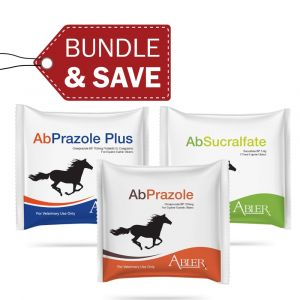 30 Day Gastric Ulcer and HindGut Treatment Bundle and Save